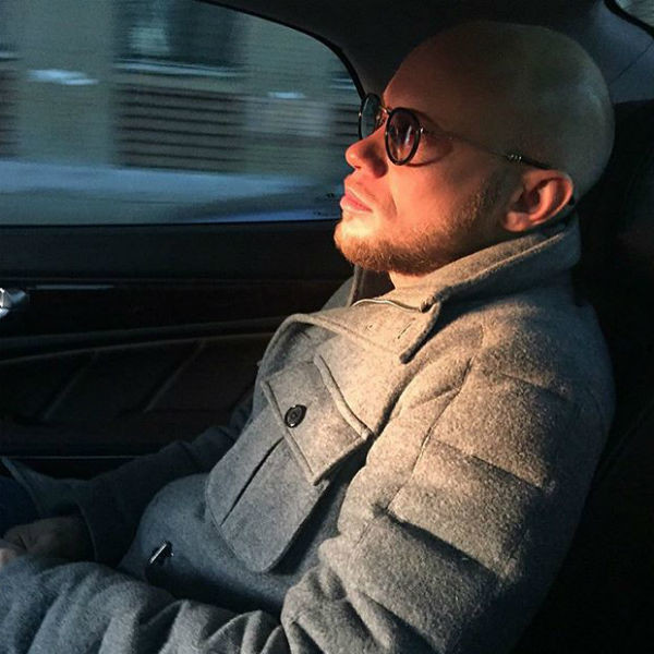Дмитрий не смог сдержать свои эмоции на дороге