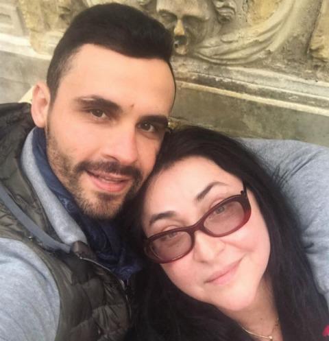 Лолита с супругом Иваном в романтической поездке на Мальте