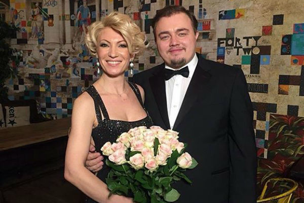 Алина Делисс и Роман Бурцев