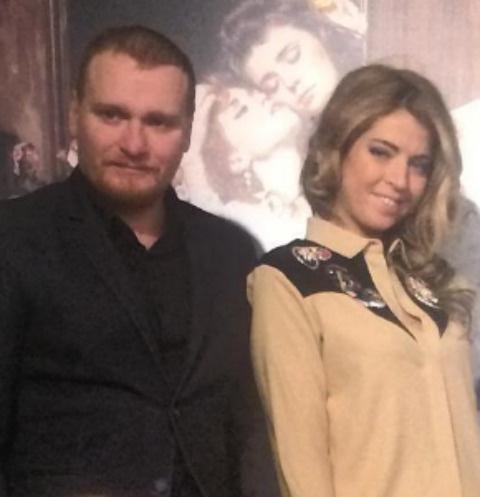 Сергей Сафронов с супругой Марией
