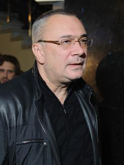 Константин Меладзе решился на крупную форму