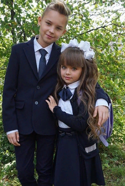Анастасия и Артем Князевы
