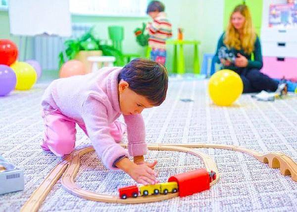 Дети найдут занятие себе по душе