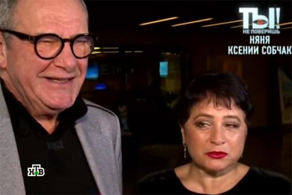 Эммануил Виторган и его супруга Ирина Млодик