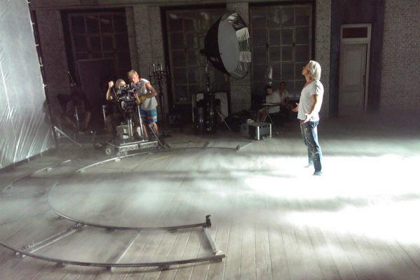 Новый клип Хворостовского снимали в августе