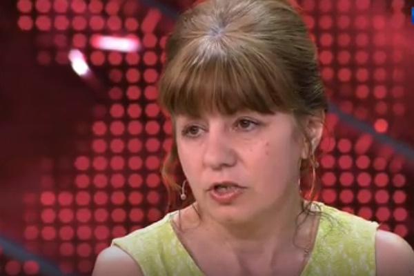 Мама Дмитрия Грачева