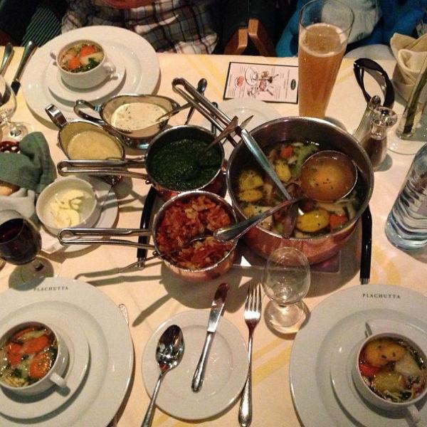 По мнению Асмус, ресторан «Plachutta» просто необходимо посетить, если вы попали в Вену.