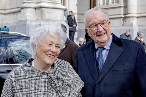 Альберт II и королева Паола уже 60 лет в браке