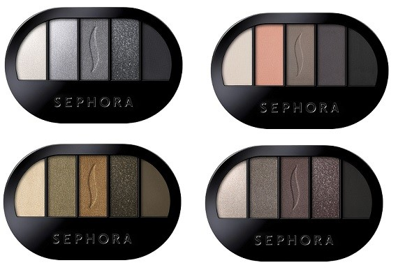 Тени SEPHORA Colorful