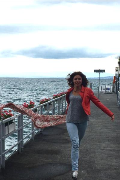 Анастасия Макеева нашла утешение в путешествиях