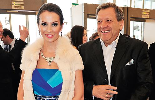 Анна и Борис Грачевские
