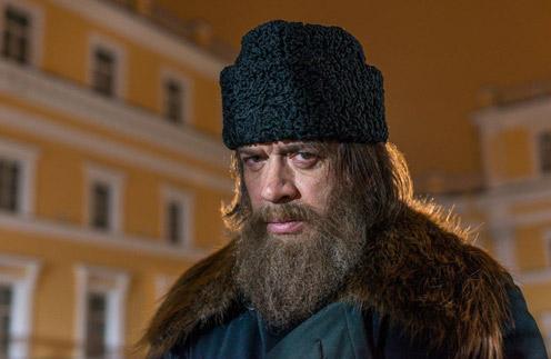 Владимир Машков в роли Григория Распутина