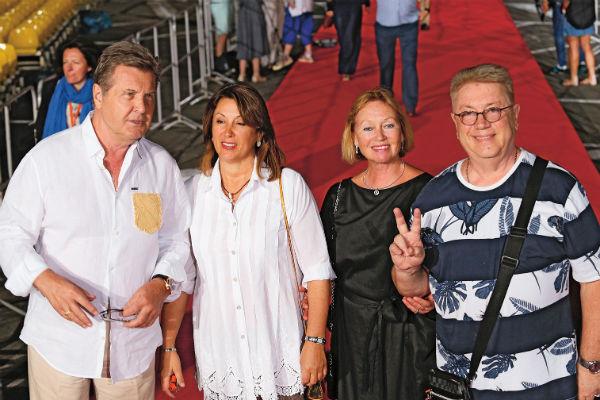 С Владимиром Винокуром и его женой Тамарой Лев и Ирина Лещенко дружат больше тридцати лет