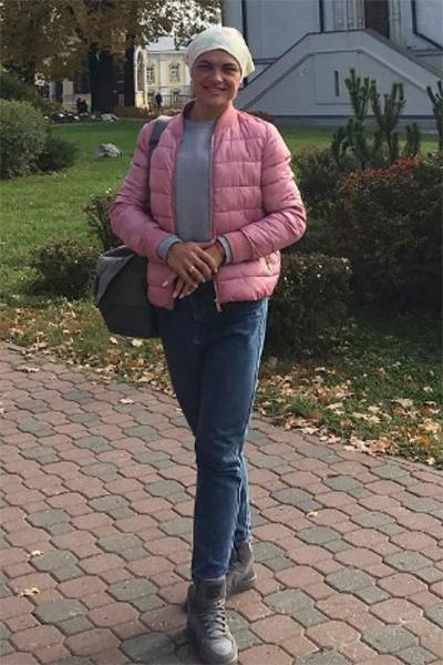 Виктория Комахина ходит в церковь и даже дала обет
