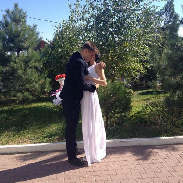 Официальный брак пара заключила в 2013 году