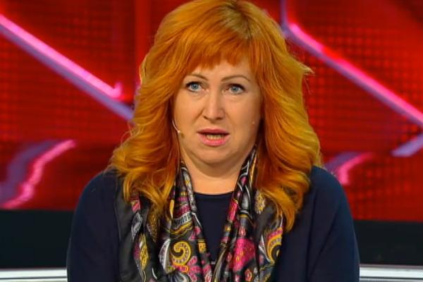 Наталья Лукьянова, первая жена Константина Кордо-Сысоева