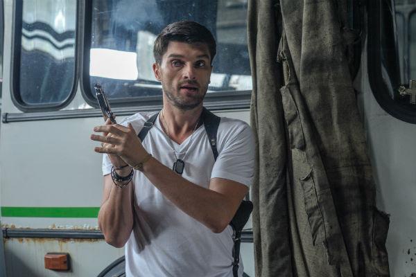 Вахтанг Беридзе: Провел медовый месяц на съемках