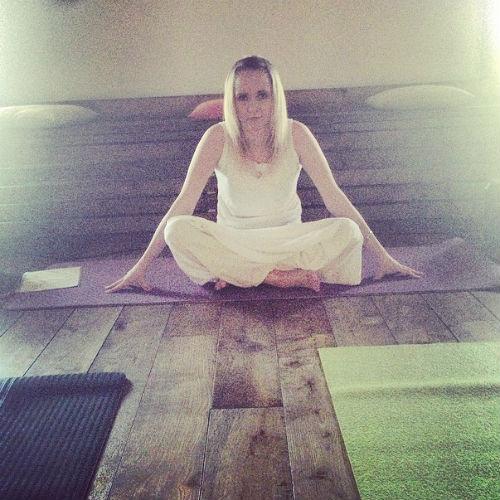 В жизни Елены огромное место занимает кундалини-йога