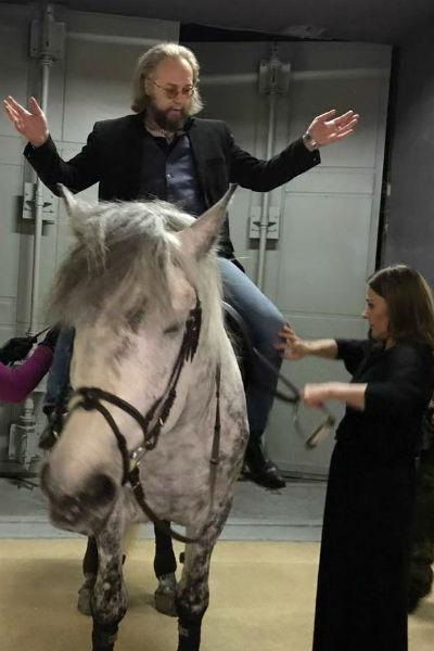 Борис Ливанов поддерживал увлечение Марии Голубкиной лошадьми