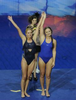 Дана Борисова – одна из немногих в шоу, кто не боится высоты