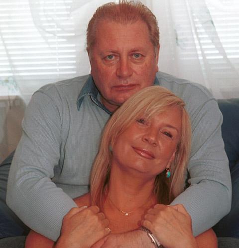 Валентин Смирнитский и его супруга Лидия Николаевна
