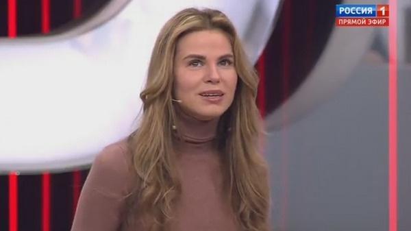 Ольга Мартынова, бывшая жена Вадима Казаченко