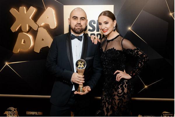 Artik & Asti победили в номинации Лучшая группа