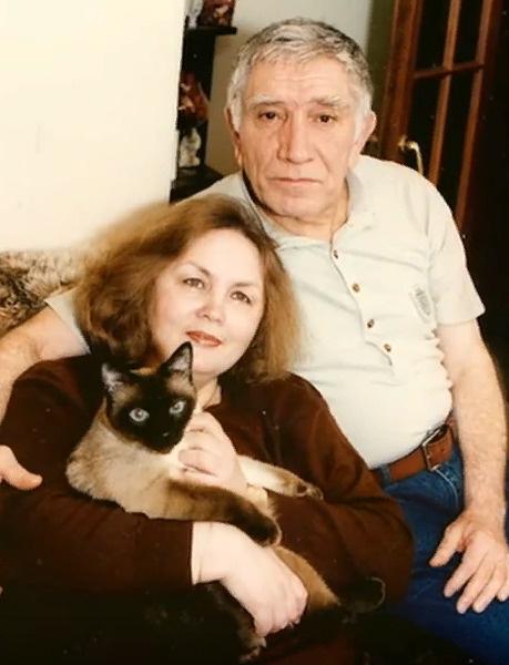 Татьяна Власова и Армен Борисович