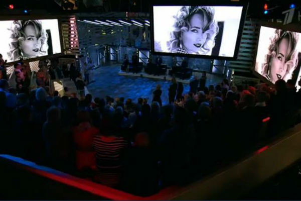 Сегодня гости студии почтили память Жанны Фриске
