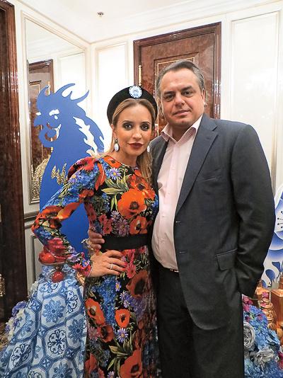Виктория и Олег Шеляговы