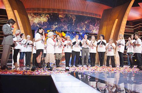 На шоу «Минута славы» объявили имена счастливчиков, которые отправятся в путешествие с Андреем Малаховым