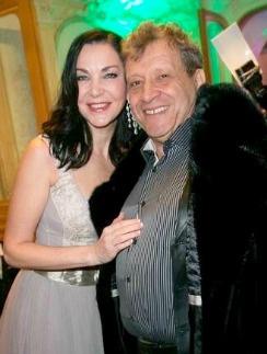 Ирина Дмитракова и Борис Грачевский