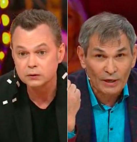 Бари Алибасов против Владимира Левкина