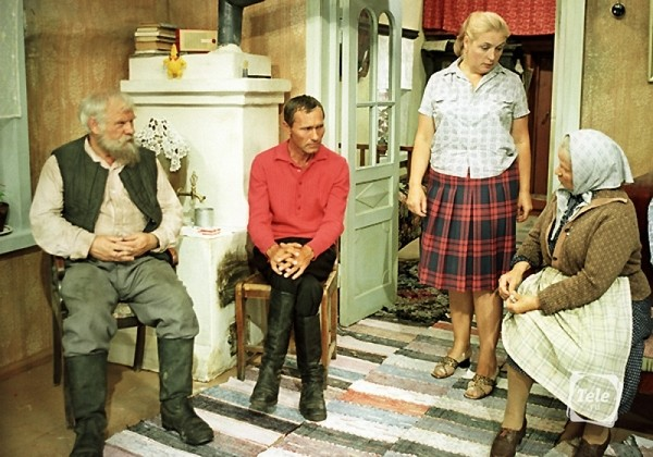 «Калина красная» вышла на экраны в 1974 году