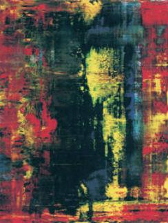 «Абстрактная картина» (809-4) Герхарда Рихтера