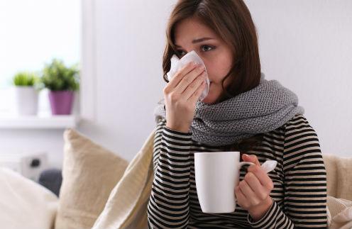 «Биопарокс» вылечит простуду