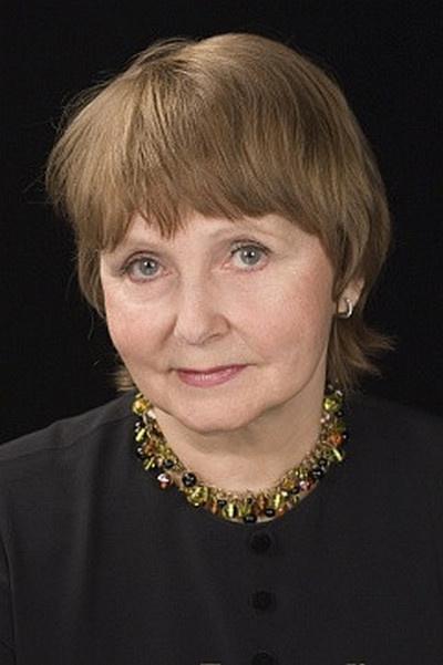 Бывшая жена Олега Табакова Людмила Крылова