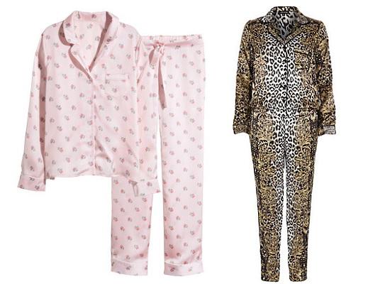 Пижамы H&M, River Island