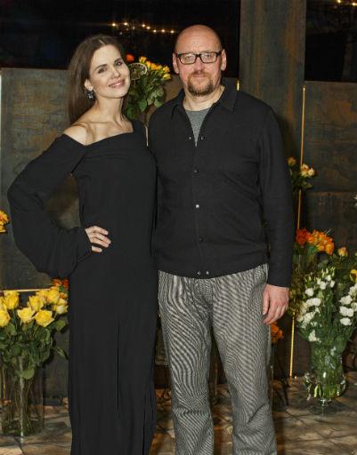 Наталия Лесниковская и Олег Крылов (салоны SACO)
