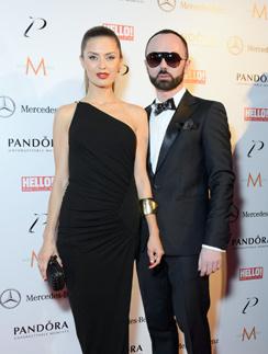 Виктория Боня и Макс Гор