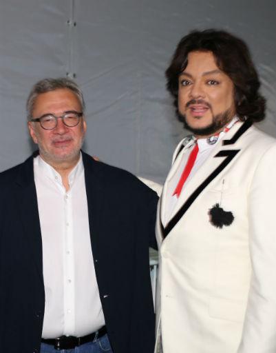 Константин Меладзе и Филипп Киркоров