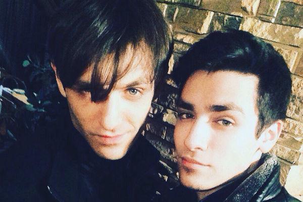 Александр и Олег Шепс