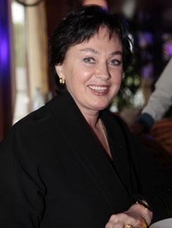 7 место: Лариса Гузеева