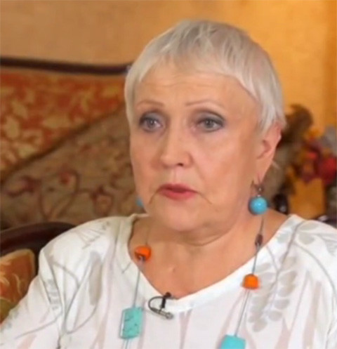 Галина Ненашева