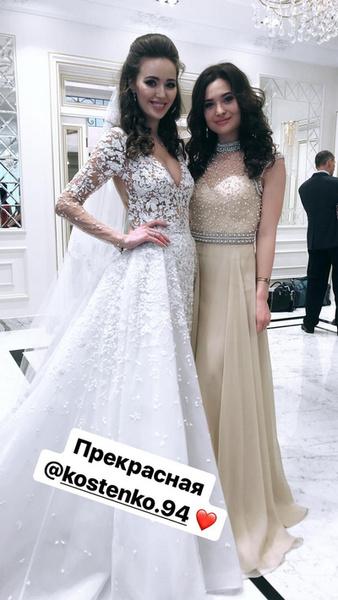 Анастасия Костенко на торжестве
