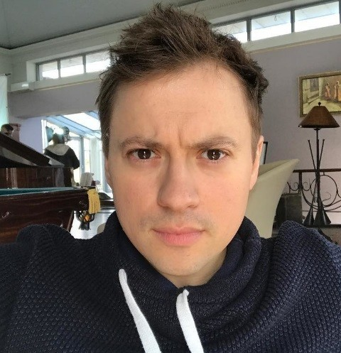 Андрею Гайдуляну приписывают новый роман после развода