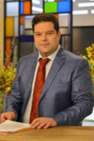 Сергей Бабаев прославился во время работы на НТВ