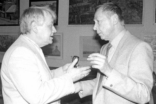 Олег Табаков и Олег Ефремов были хорошими друзьями