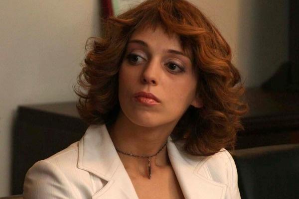Актриса Нелли Уварова