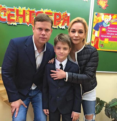 После развода Татьяна и Владислав сохранили дружеские отношения ради ребенка